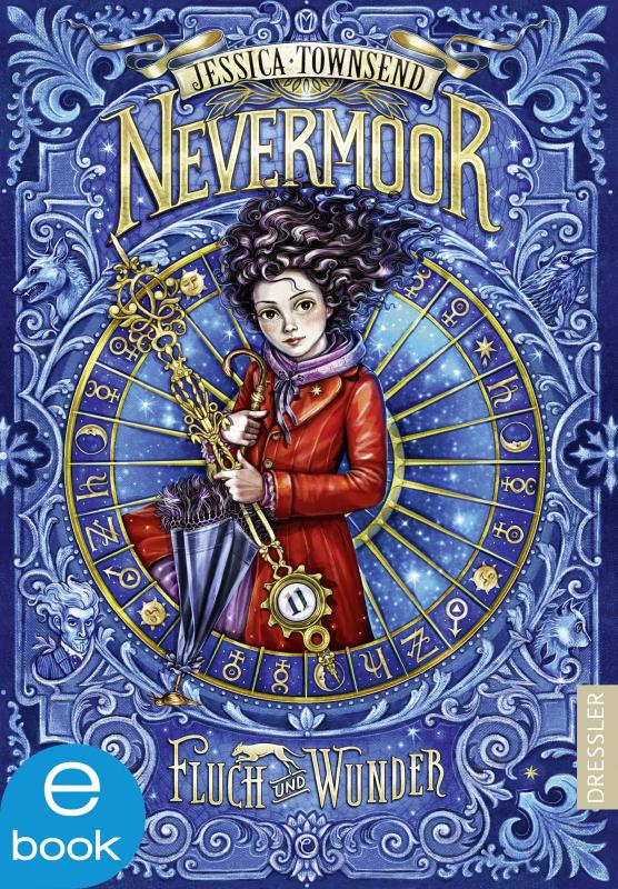 Cover-Bild Nevermoor