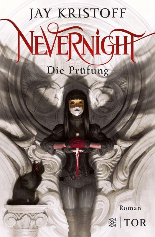 Nevernight Band 1. Die Prüfung. Von Jay Kristoff. Cover. Kurzrezension Fantasy 2