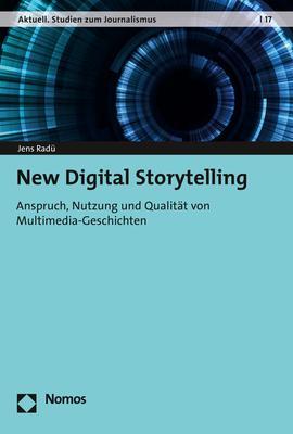 Cover-Bild New Digital Storytelling