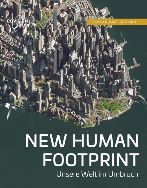 Cover-Bild NEW HUMAN FOOTPRINT