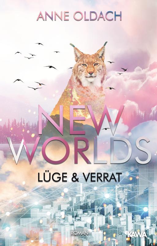 Cover-Bild New Worlds