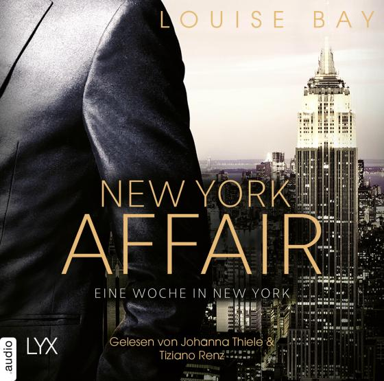Cover-Bild New York Affair - Eine Woche in New York