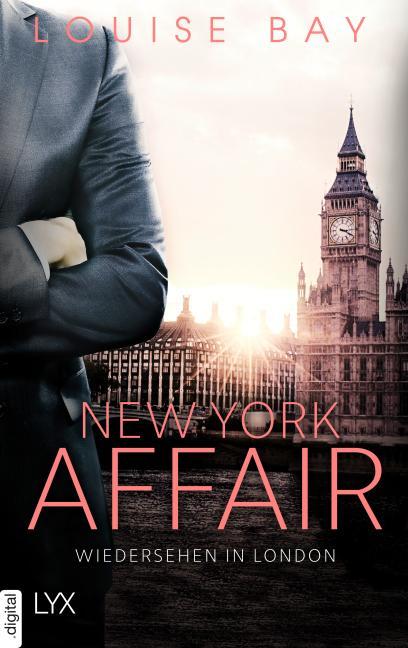 Cover-Bild New York Affair - Wiedersehen in London