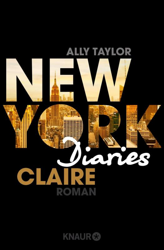 Cover-Bild New York Diaries – Claire