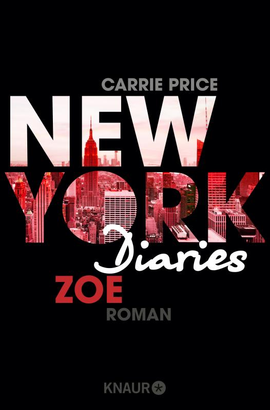 Cover-Bild New York Diaries – Zoe