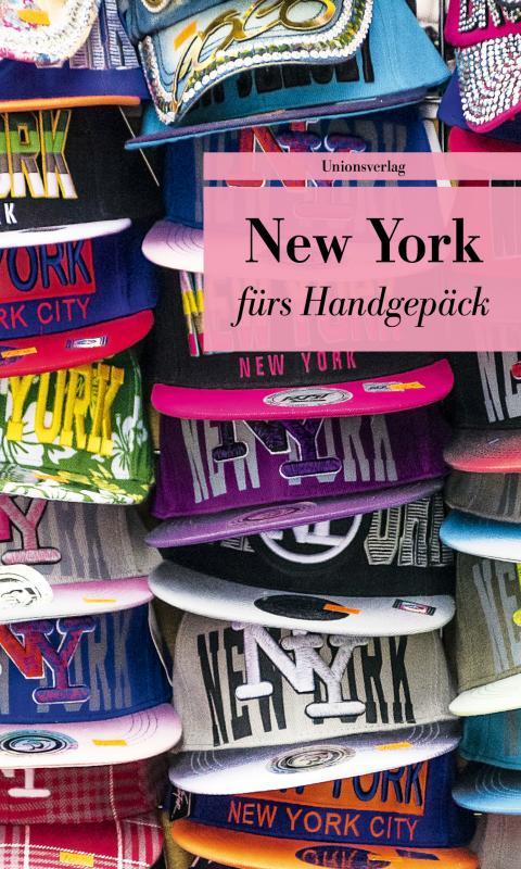 Cover-Bild New York fürs Handgepäck