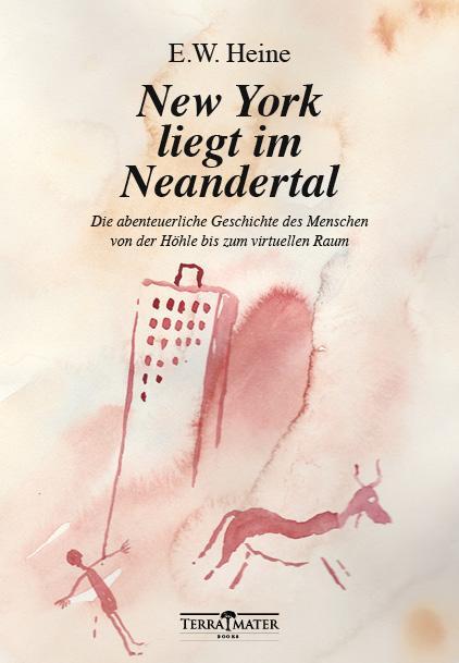 Cover-Bild New York liegt im Neandertal