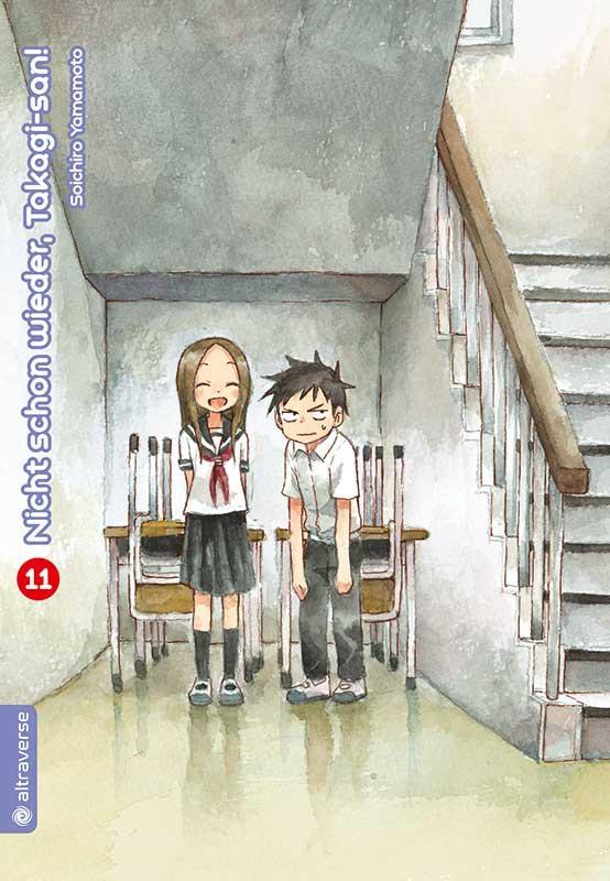 Cover-Bild Nicht schon wieder, Takagi-san 11