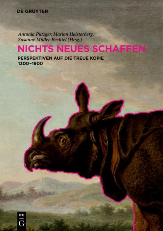 Cover-Bild NICHTS NEUES SCHAFFEN