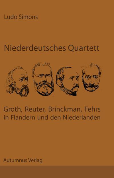 Cover-Bild Niederdeutsches Quartett