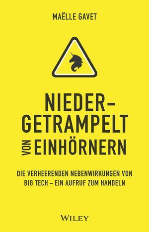 Cover-Bild Niedergetrampelt von Einhörnern
