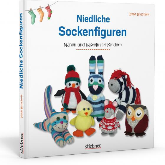Cover-Bild Niedliche Sockenfiguren