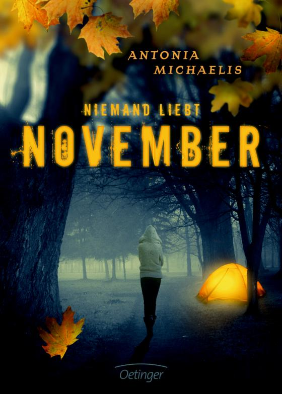 Ebook Niemand Liebt November By Antonia Michaelis