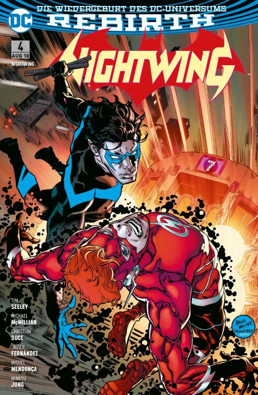 Cover-Bild Nightwing