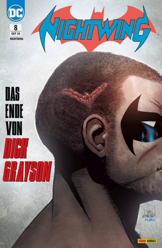 Cover-Bild Nightwing