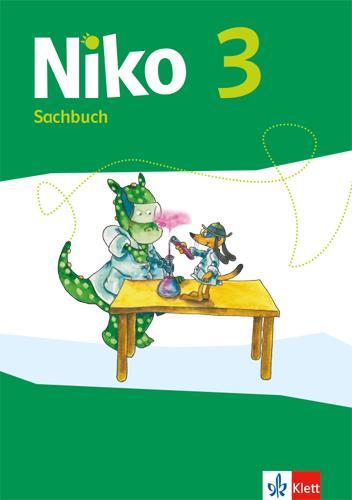 Cover-Bild Niko 3. Ausgabe Schleswig-Holstein, Hamburg, Bremen, Nordrhein-Westfalen, Hessen, Rheinland-Pfalz, Saarland