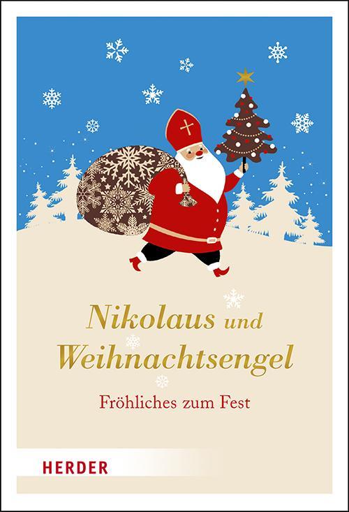 Cover-Bild Nikolaus und Weihnachtsengel
