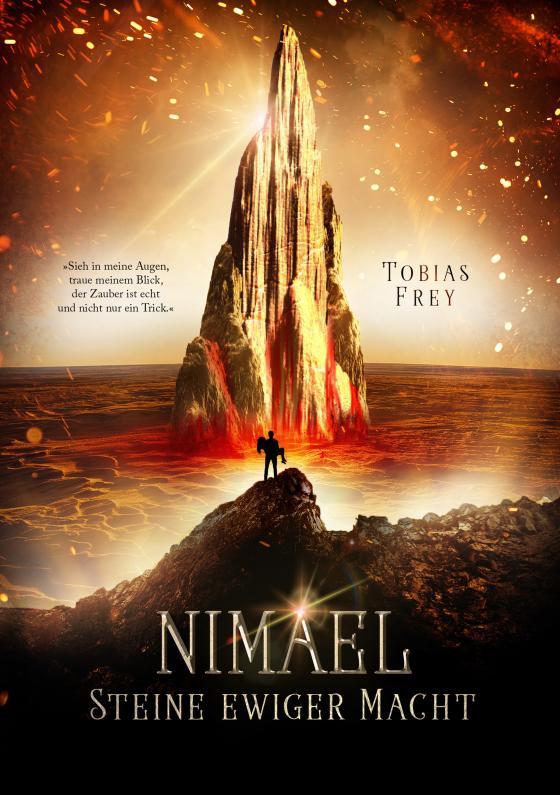 Cover-Bild Nimael: Steine ewiger Macht