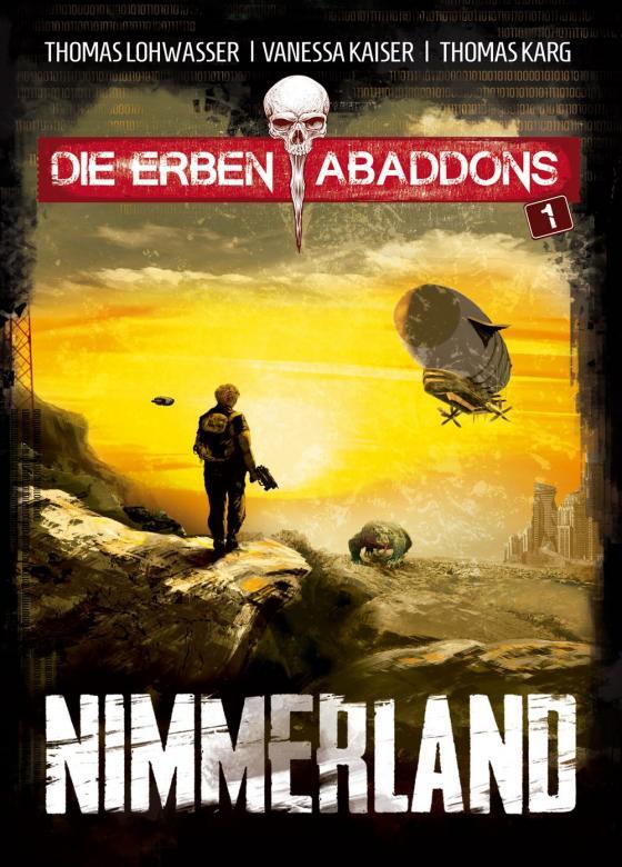 Cover-Bild Nimmerland