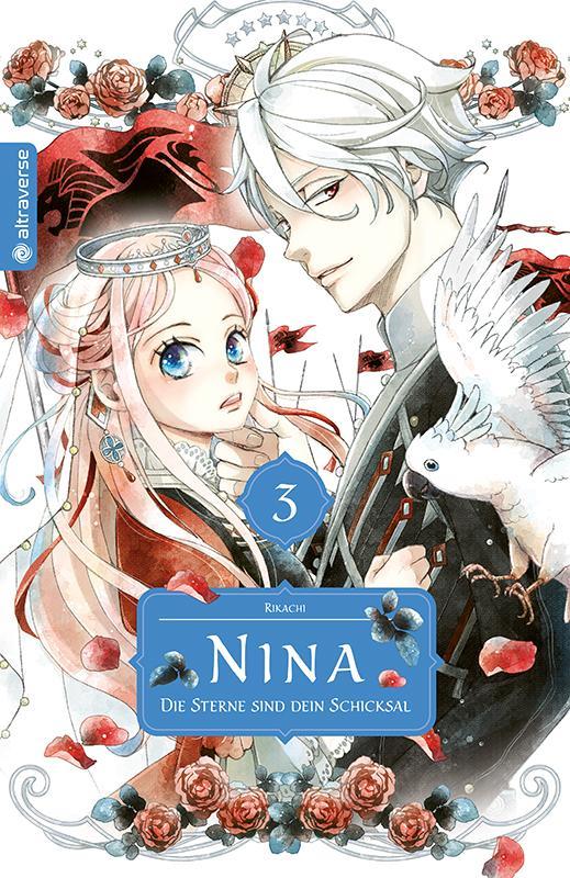 Cover-Bild Nina - Die Sterne sind dein Schicksal 03