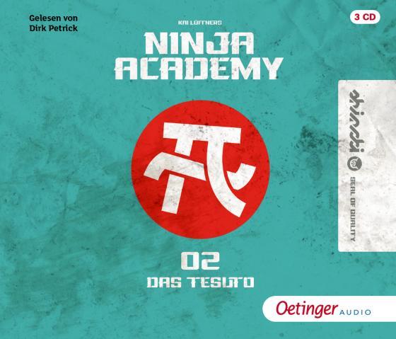 Cover-Bild Ninja Academy 2
