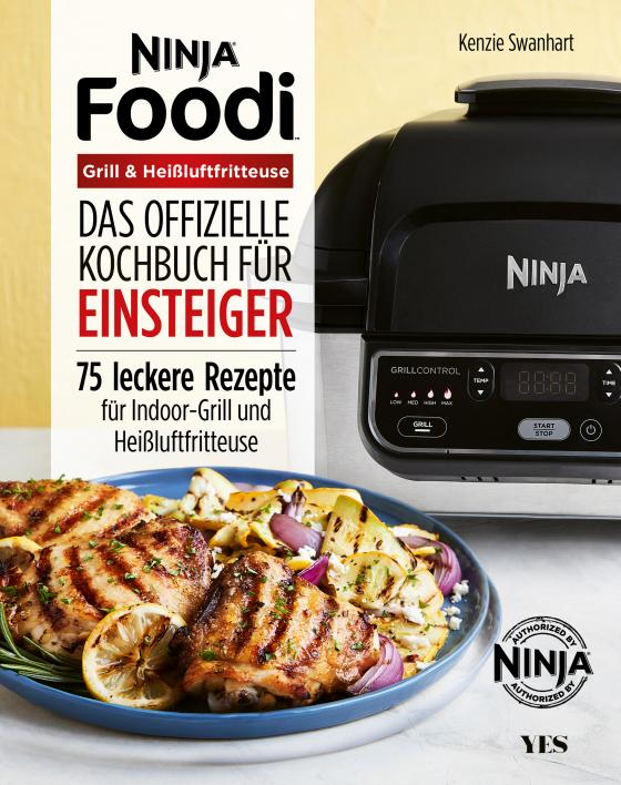 Cover-Bild Ninja Foodi Grill & Heißluftfritteuse