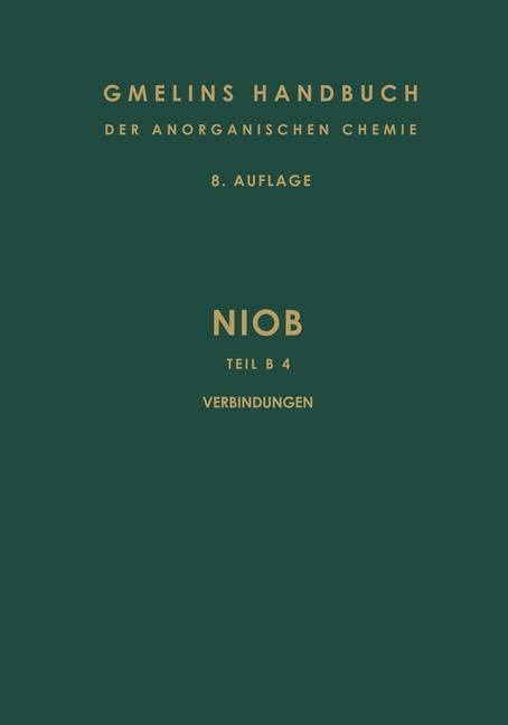 Cover-Bild Niob