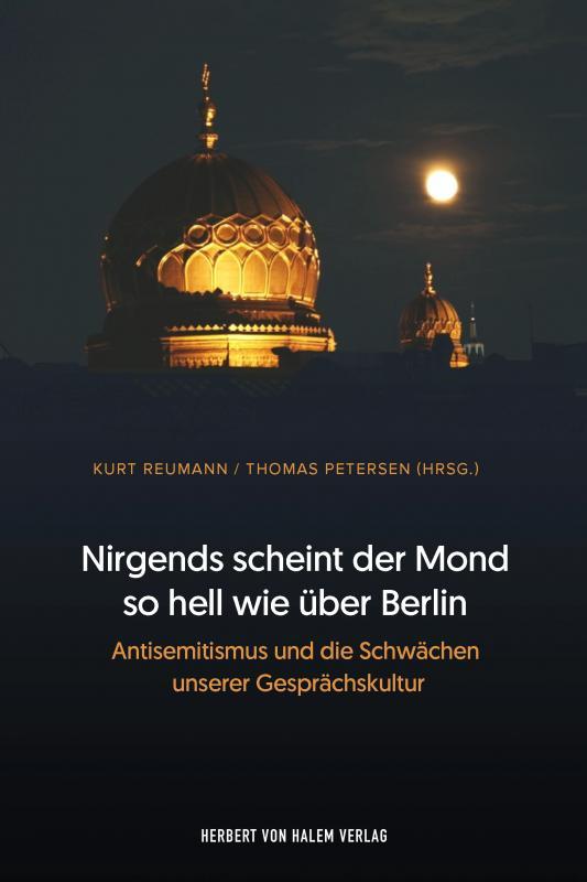 Cover-Bild Nirgends scheint der Mond so hell wie über Berlin