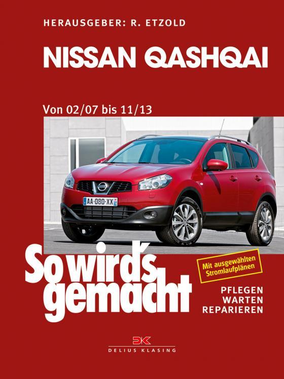 Cover-Bild Nissan Qashqai von 02/07 bis 11/13