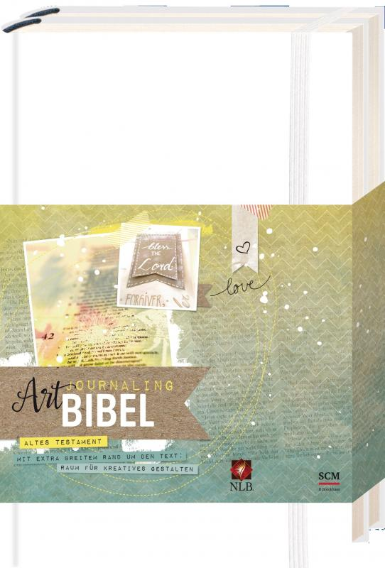 Cover-Bild NLB Art Journaling Bibel - Paket AT und NT