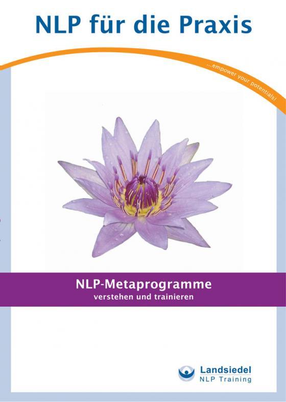 Cover-Bild NLP-Metaprogramme