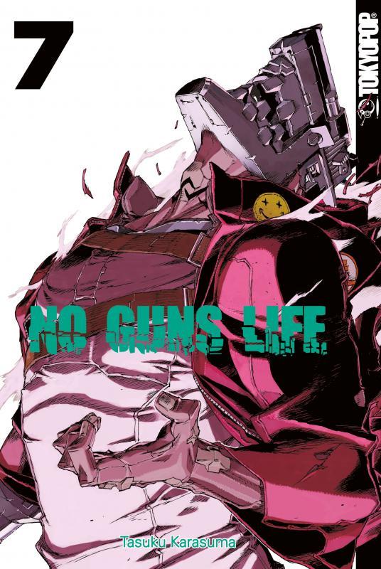 Cover-Bild No Guns Life 07