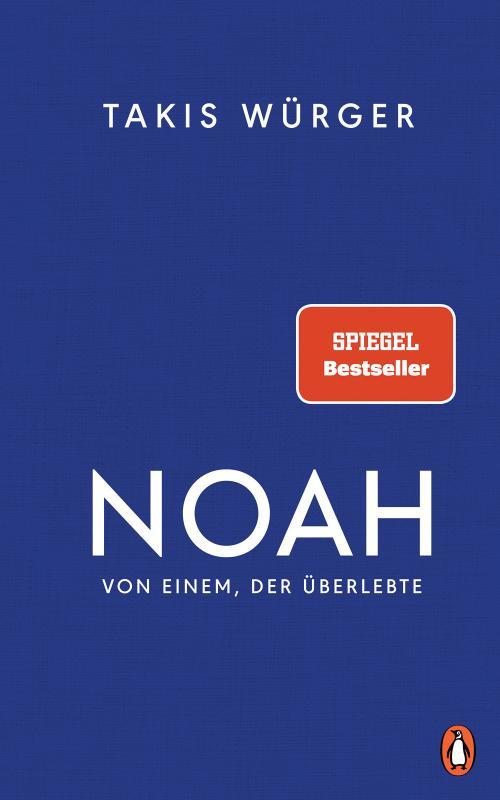 Cover-Bild Noah – Von einem, der überlebte