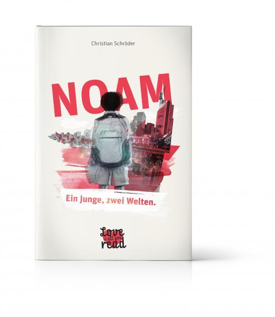 Cover-Bild NOAM - Ein Junge, zwei Welten.