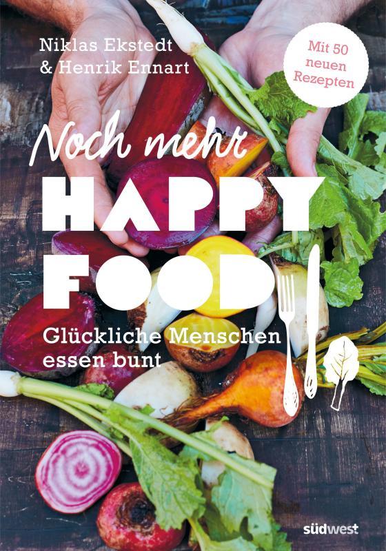 Cover-Bild Noch mehr Happy Food