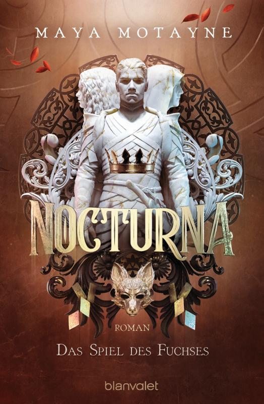 Cover-Bild Nocturna - Das Spiel des Fuchses