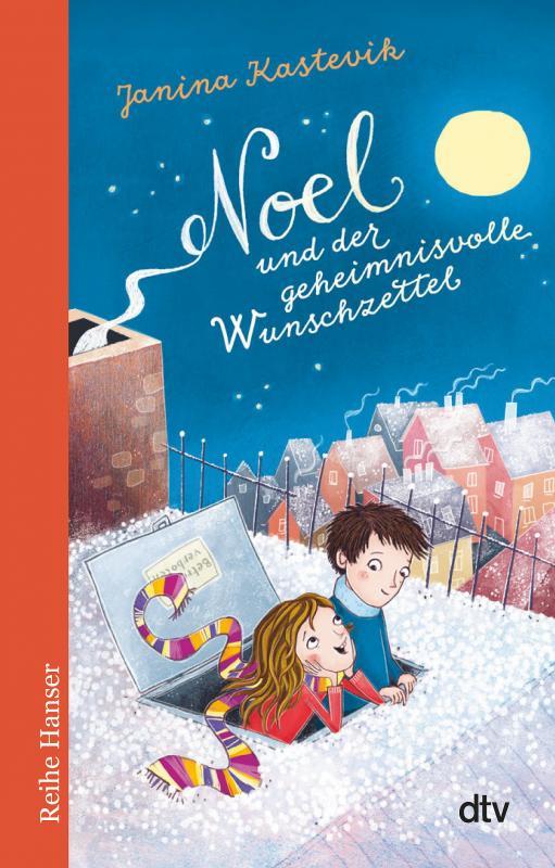Cover-Bild Noel und der geheimnisvolle Wunschzettel