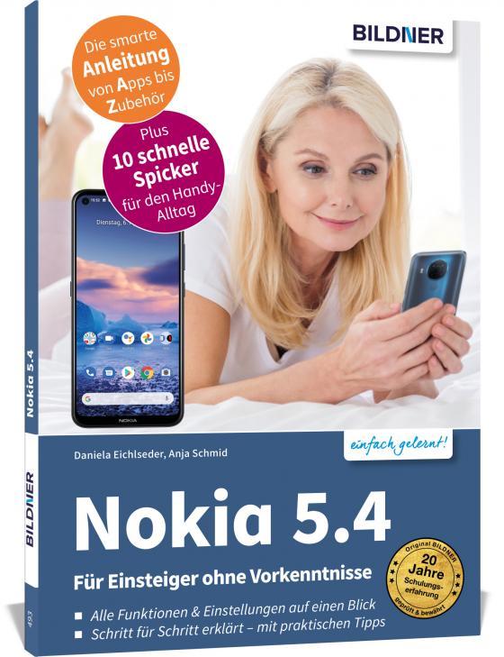 Cover-Bild Nokia 5.4 - Für Einsteiger ohne Vorkenntnisse
