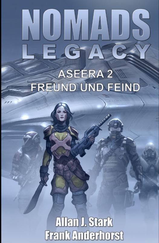 Cover-Bild Nomads Legacy - Aseera / NOMADS LEGACY - Aseera