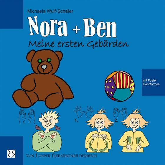 Cover-Bild Nora und Ben: Meine ersten Gebärden