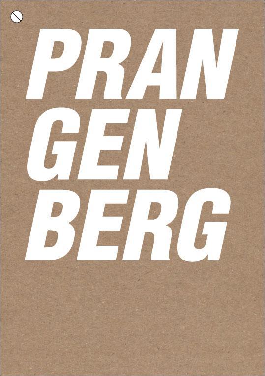 Cover-Bild Norbert Prangenberg