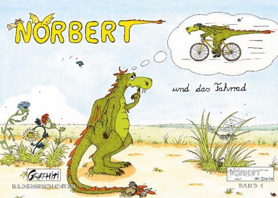 Cover-Bild Norbert und das Fahrrad - Norbert und das Picknick