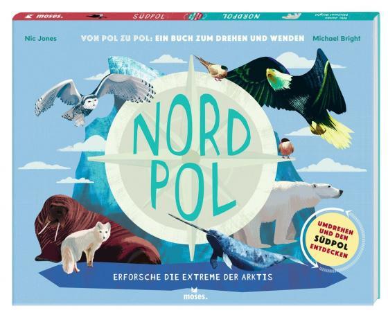 Cover-Bild Nordpol - Südpol
