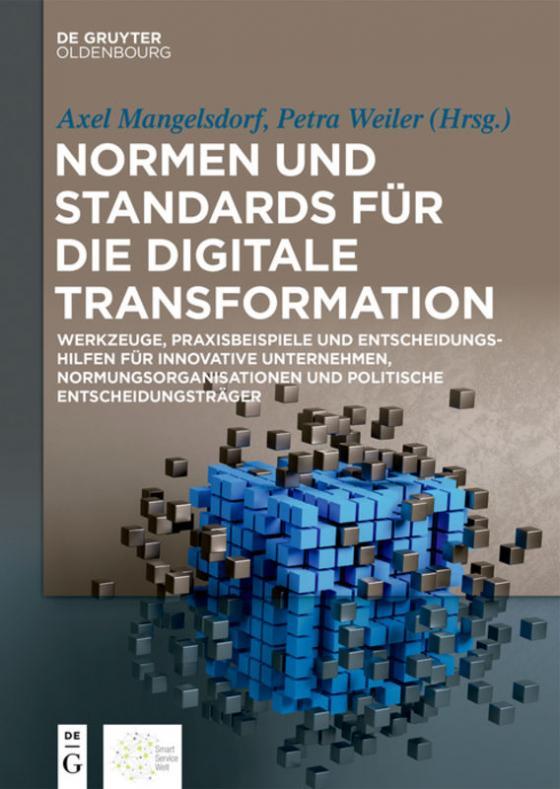 Cover-Bild Normen und Standards für die digitale Transformation