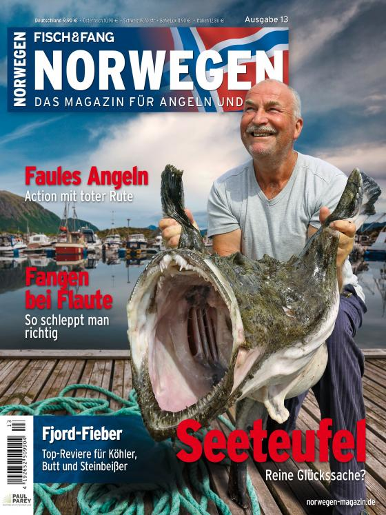 Cover-Bild Norwegen-Magazin 13 + DVD
