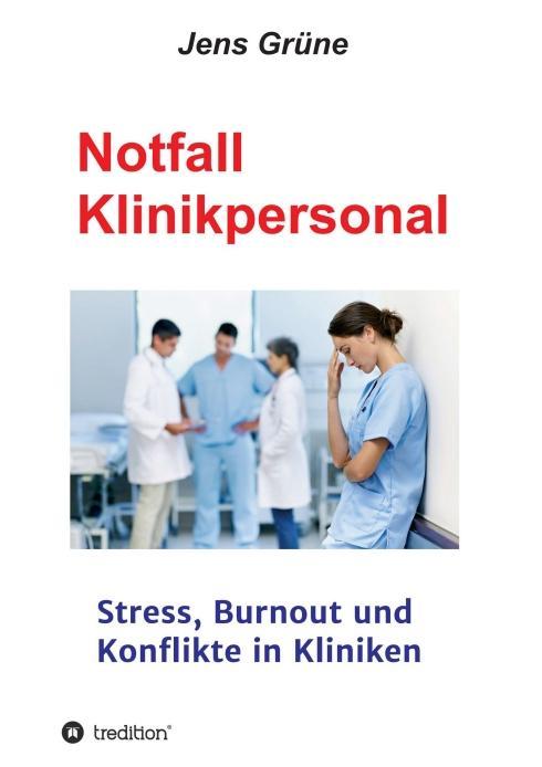 Cover-Bild Notfall Klinikpersonal