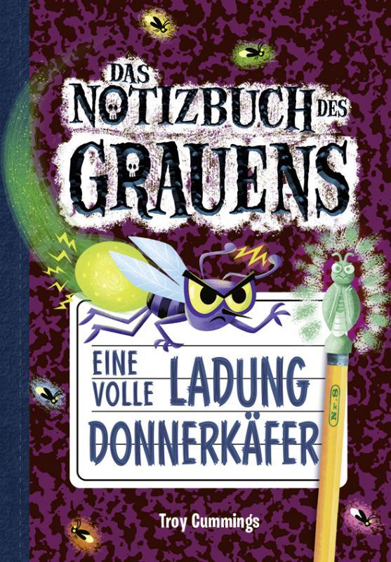 Cover-Bild Notizbuch des Grauens 8