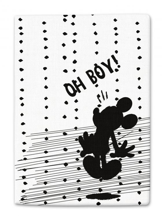 Cover-Bild Notizbuch - Mickey Mouse