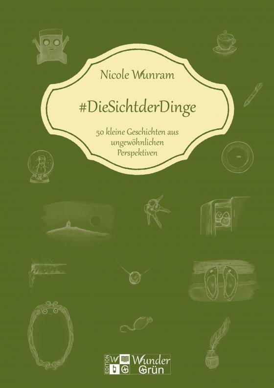Cover-Bild #DieSichtderDinge
