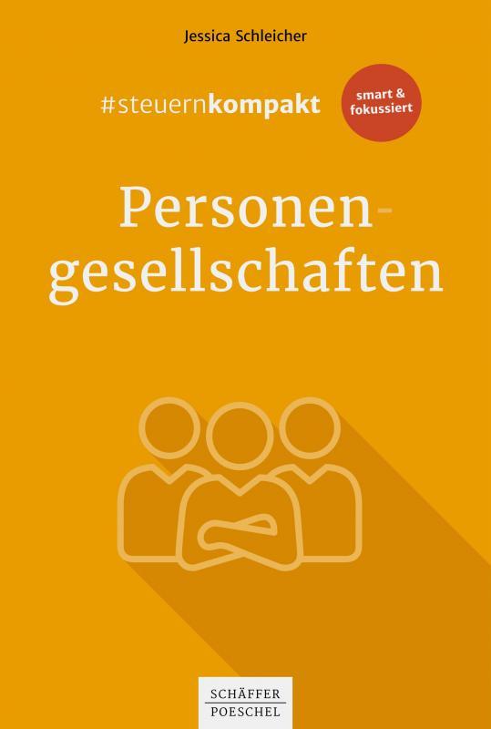 Cover-Bild #steuernkompakt Personengesellschaften